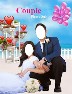 Download Couple Photo Suit : Love Photo Suit For PC Windows and Mac apk screenshot 3