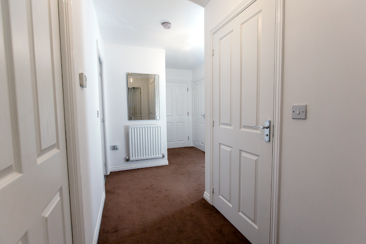 living space at Colchester Abbey Field Executive Apartments