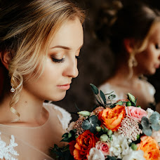 Wedding photographer Igor Dzyuin (Chikorita). Photo of 03.09.2017