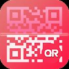 Qr reader - Qr barcode scanner icon