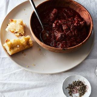 Zighini (Spicy Beef Stew).