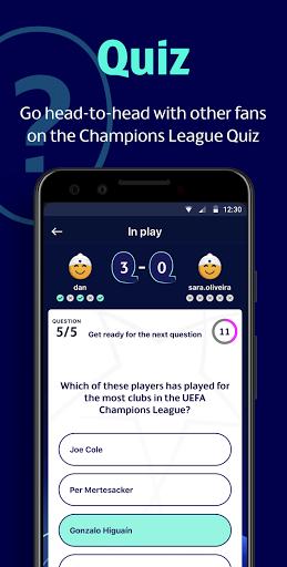 UEFA Champions League - Gaming Hub apktreat screenshots 2