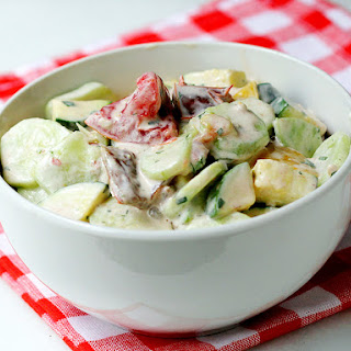 Creamy Summer Salad