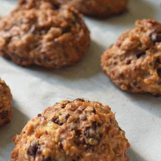 Quinoa Chocolate Cookies.