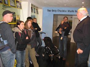 Photo: > ENGLISH < Visit to Cheddar Cheese Company in Cheddar. Accommodation in London: http://www.hotelscombined.com/City/London.htm?a_aid=31292&label=en_picasa │ > ČESKY < Ubytování v Londýně: http://www.hotelscombined.com/cz/City/London.htm?a_aid=31292&label=cz_picasa