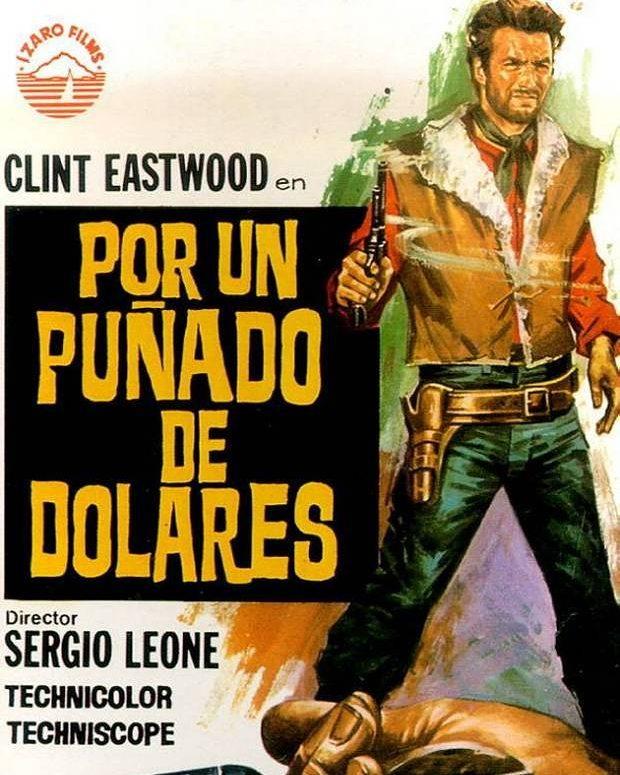 Por un puñado de dólares (1964, Sergio Leone)