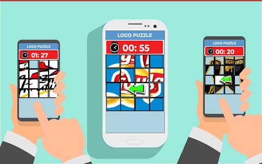 Logo Quiz | Jigsaw Puzzle Trivia Game