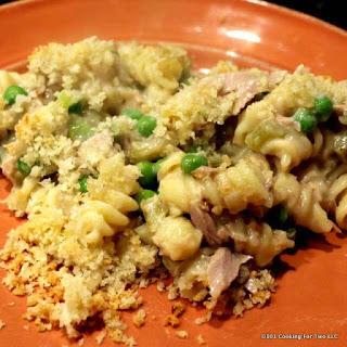 Tuna Noodle Casserole Parmesan Recipes