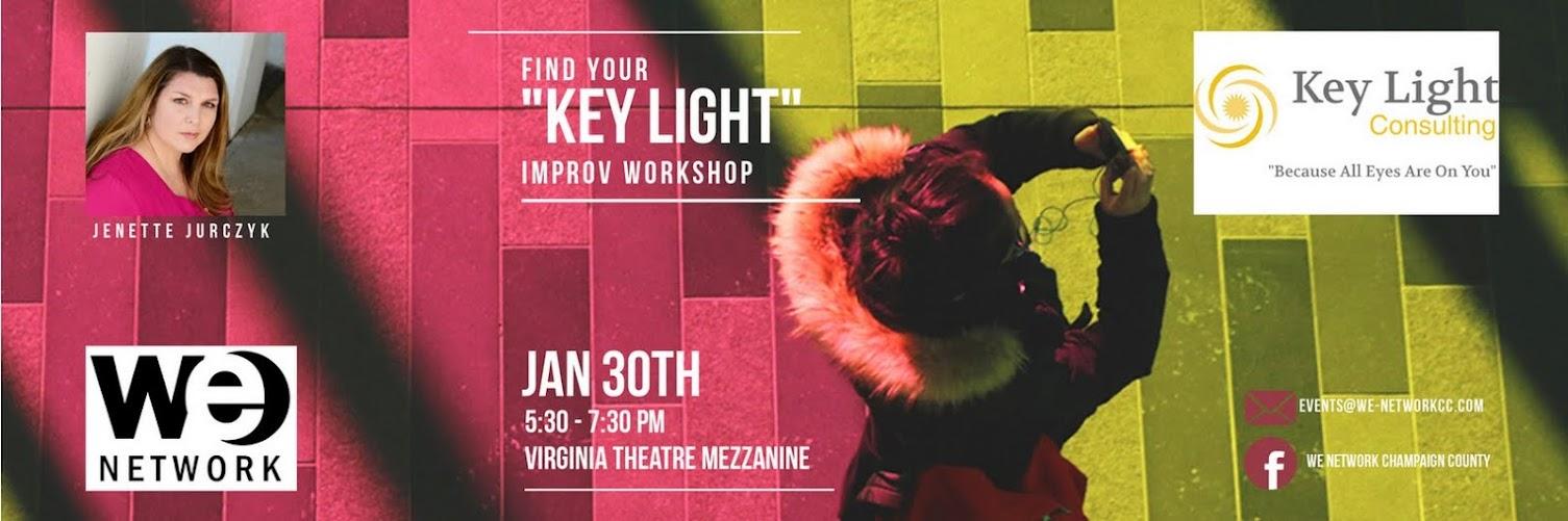 IMPROV WORKSHOP | Feb 4th | 5:30 - 7:30 PM
