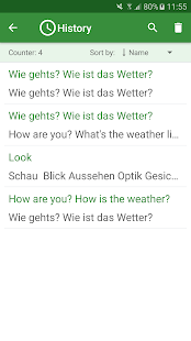 German - English Translator- screenshot thumbnail