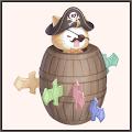 サプライズ海賊