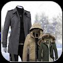 Men Winter Suit Editor - Winter Dress Photo Editor icon