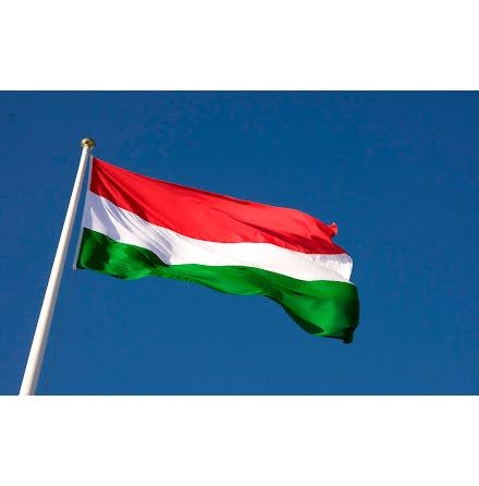 Ungerns Flagga
