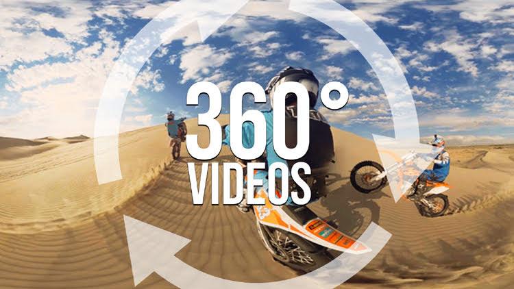 vídeos vr 360