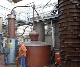 Photo: the Genievre Distillerie looks like a Dr. Seuss creation!