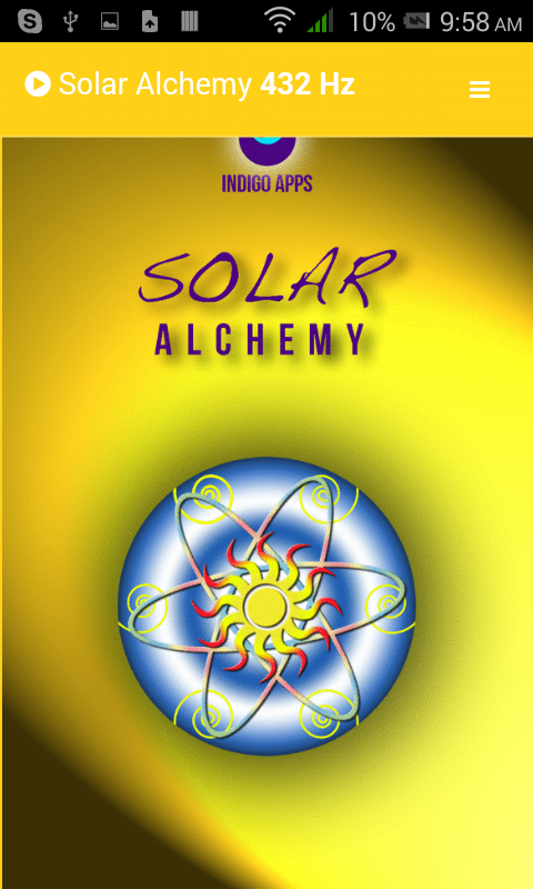 Solar Alchemy 432 Hz - Android Apps on Google Play