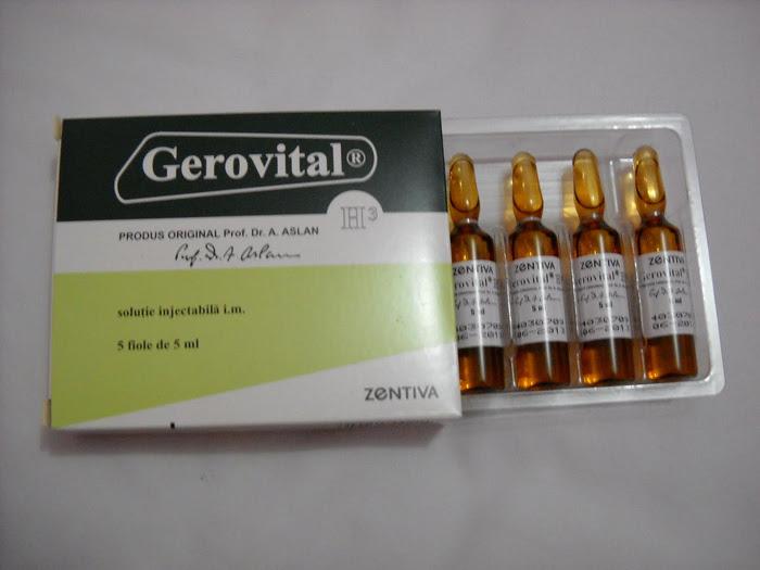 Jual Suntik Gerovital H3 Original Untuk Pengencang Payudara, Anti Aging Peremajaan dan Perawatan Tubuh