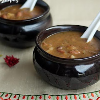Vegetarian 15 Bean Soup