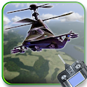 RC Stealth Helicopter icon