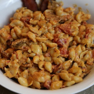 Heat up your tailgating with this Bacon Chipotle VELVEETA Shells & Cheese