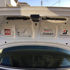 カローラ AE111 GT 平成12年のステッカーのカスタム事例画像 花冠GTさんの2019年01月16日09:08の投稿
