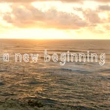 Image result for a new beginning