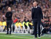 """Zidane zwaait andermaal met lof naar Courtois en zit in met Hazard: """"Hij weet dat het niets ernstigs is"""""""