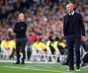 """Zidane: """"Thibaut Courtois est de plus en plus important pour nous"""""""