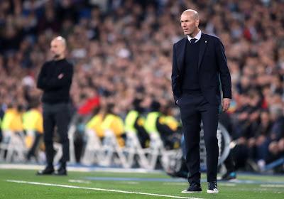 Zidane zwaait andermaal met lof naar Thibaut Courtois en zit in met Eden Hazard