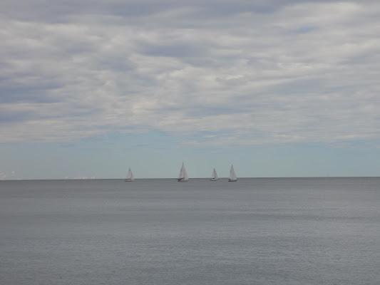 Navigando verso sud di Deni
