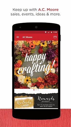 A.C. Moore Crafts Screenshot