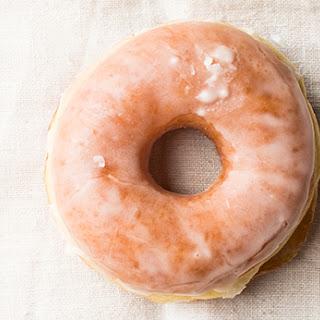 Classic Glazed Doughnuts.
