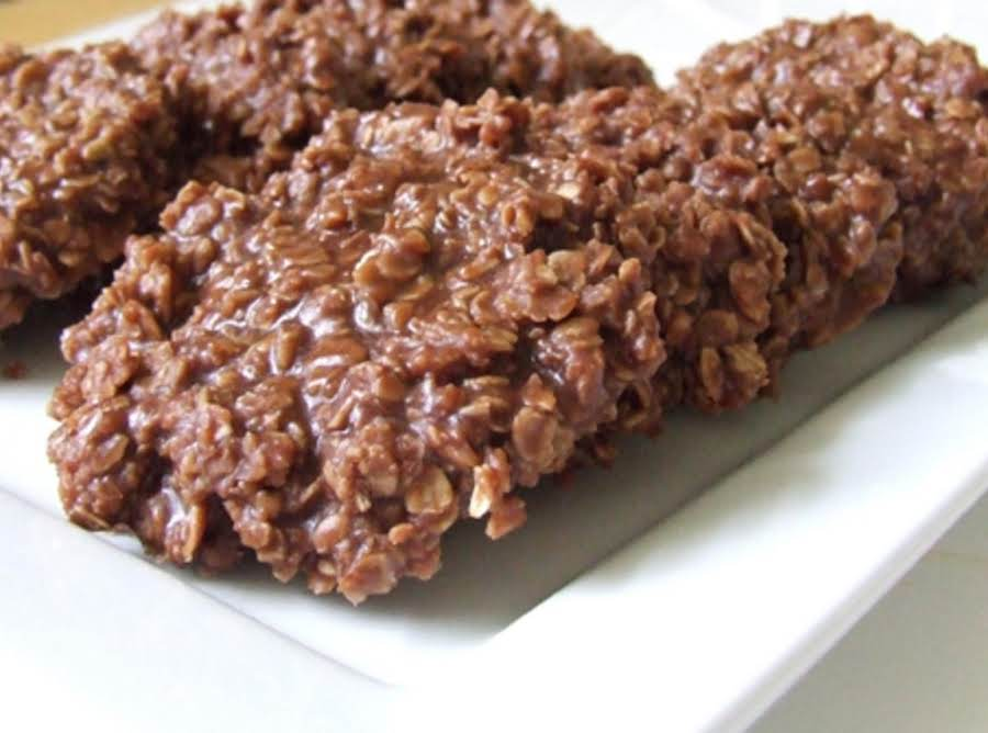 Nobake Chocolate Oatmeal Cookies Recipe 5 | Just A Pinch ...