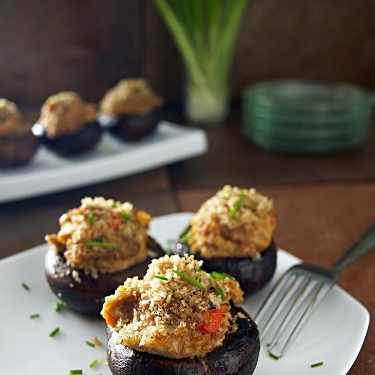 Chorizo Stuffed Mushroom Recipe