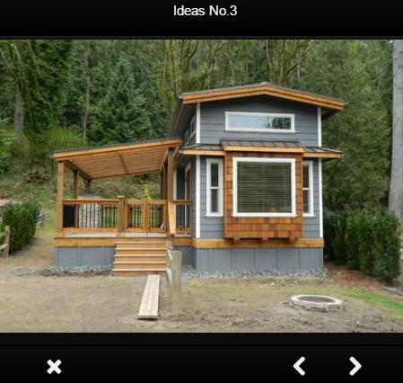 Tiny house design ideas android apps on google play for Small house decoratin ideas