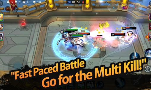League of Masters: Legend PvP MOBA Apk Download For Android and Iphone 3