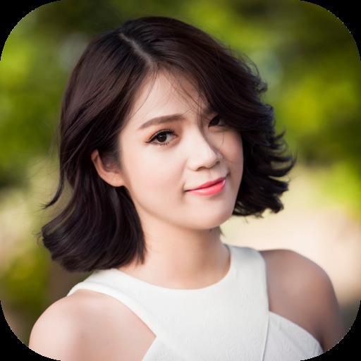 娱乐のXR - 美少女 LOGO-記事Game