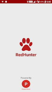 RedHunter for Product Hunt- screenshot thumbnail