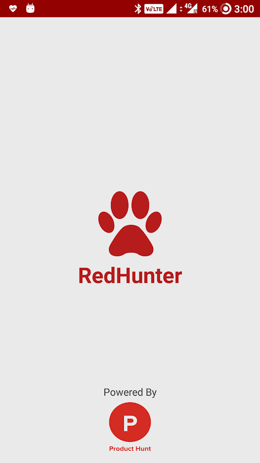 RedHunter for Product Hunt- screenshot