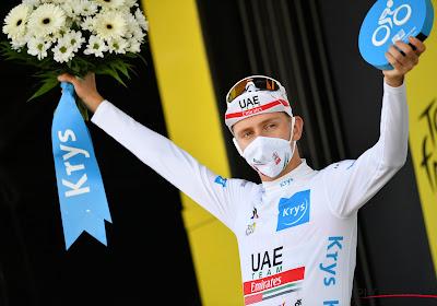 VOORBESCHOUWING: Tadej Pogačar torenhoog favoriet voor eindwinst in het jongerenklassement