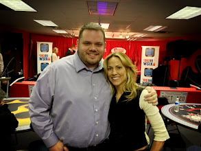Photo: With Michael Bryan of Big98 WSIX