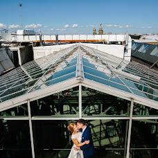 Wedding photographer Andrey Vasiliskov (dron285). Photo of 07.12.2018