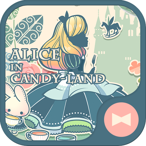 Cute Theme-Alice in Candy-land Icon