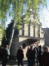 Photo: Kostnica przy kościele św. Mateusza