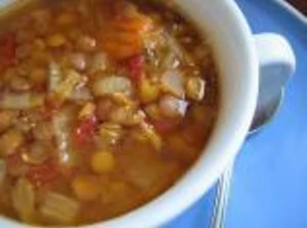 Ham Vegetable Soup Recipe