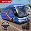 Modern Offroad Uphill Bus Simulator icon