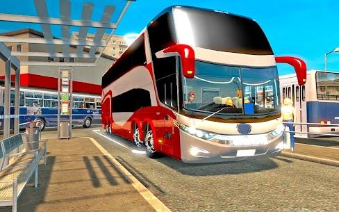 City Coach Bus Driving Simulator 3D: City Bus Game 1