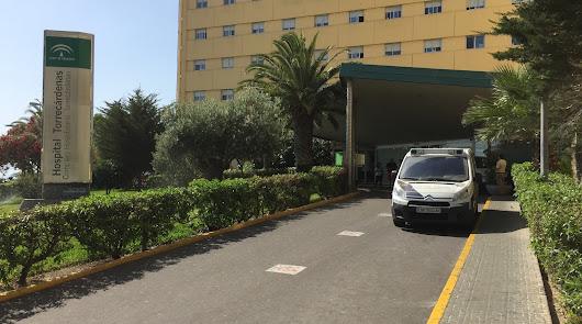 Centro hospitalario de Torrecárdenas.