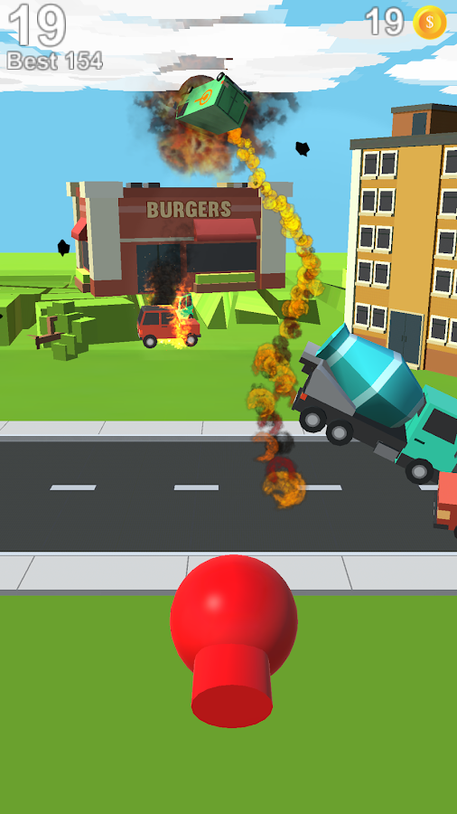 Punch Cars- screenshot