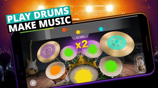 Drum Set Music Games & Drums Kit Simulator screenshot 1